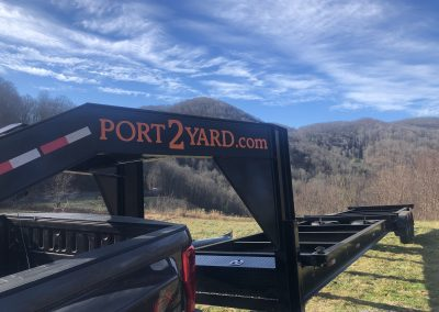 Port2Yard